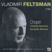 Chopin: Complete Nocturnes; Barcarolle; Berceuse