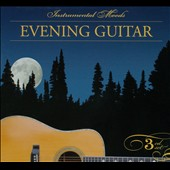 Various Artists: Instrumental Moods: Evening Guitar [Box]