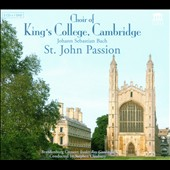 Bach: St. John Passion