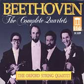 Beethoven: The Complete Quartets / Orford String Quartet