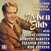 Nelson Eddy: Songs from the Great Operettas