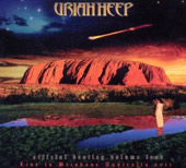 Uriah Heep: Official Bootleg: Live from Brisbane 2011, Vol. 4 [Digipak]