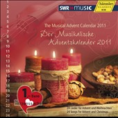 Musical Advent Calendar 2011 / Ancient & modern Christmas music of SW Germany