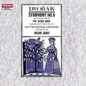Dvorák: Symphony no 8, The Wood Dove / Järvi, Scottish NO