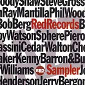 Various Artists: Red Records Jazz Sampler