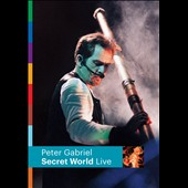 Peter Gabriel: Secret World [DVD]