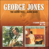 George Jones: The Grand Tour/Alone Again