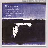 Pettersson: Symphonies no 5 & 16 / Francis, Kelly
