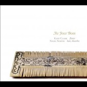 Au Joly Bois / Kate Clark, flutes; Nigel North, lute, therobo