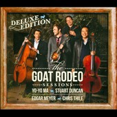 Goat Rodeo Sessions / Yo-Yo- Ma, Stuart Cuncan, Edgar Meyer, Chris Thile - Deluxe Edition [CD & DVD-Video]