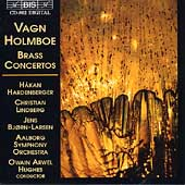 Holmboe: Brass Concertos / Hardenberger, Lindberg, et al