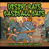 Various Artists: Desert Rats with Baseball Bats: A Las Vegas Punk Rock Music Sampler [PA] [Digipak]