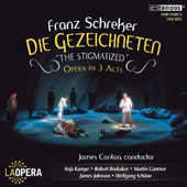 Schreker: Die Gezeichneten (The Stigmatized), opera / Anja  Kampe, Robert Brubaker, Martin Gantner, James Johnson