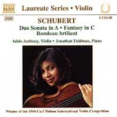Laureate Series, Violin - Adele Anthony