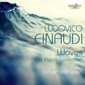 Ludovico Einaudi (b.1955): Waves - The Piano Collection / Jeroen van Veen, piano [7 CDs]
