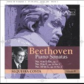 Beethoven: Piano Sonatas, Vol. 4 - Sonatas Nos. 4, 9 & 10 / Sequeira Costa, piano