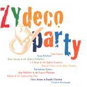 Various Artists: Zydeco Party [Easydisc]
