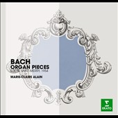Bach: Organ Pieces - Eglise Saint-Merry, 1954 / Marie-Claire Alain, organ