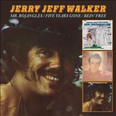 Jerry Jeff Walker: Mr. Bojangles/Five Years Gone/Bein' Free