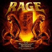 Rage: The Soundchaser Archives