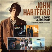 John Hartford: Life, Love & Music: 5 Essential Albums 1966-1969 *