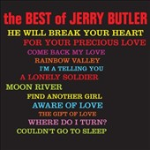 Jerry Butler: Best of Jerry Butler