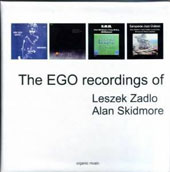 Various Artists: The Ego Recordings of Leszek Zadlo & Alan Skidmore