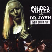 Dr. John/Johnny Winter: Live in Sweden 1987 *