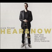 Nick Finzer: Hear & Now [Digipak]