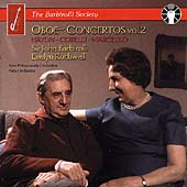 The Barbirolli Society - Oboe Concertos Vol 2 / Rothwell