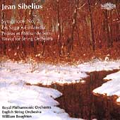 Sibelius: Symphony no 2, etc / Boughton, Royal PO, et al