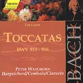 Edition Bachakademie Vol 104 - Toccatas for Harpsichord