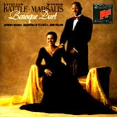 Baroque Duet / Kathleen Battle, Wynton Marsalis