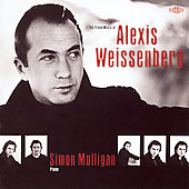 The Piano Music of Alexis Weissenberg / Simon Mulligan