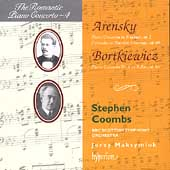 The Romantic Piano Concerto Vol 4 - Arensky, Bortkiewicz
