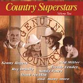 Various Artists: Country Superstars, Vol. 2 [Columbia River]