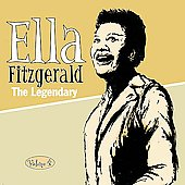 Ella Fitzgerald: The Legendary, Vol. 4