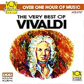 Sketches Series - The Very Best of Vivaldi