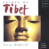 Terry Oldfield: Spirit of Tibet