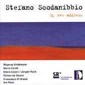 Scodanibbio: My new address / Pace, et al