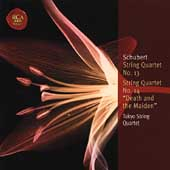 Classic Library - Schubert: String Quartets no 13 & 14