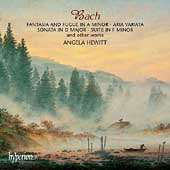 Bach: Fantasia & Fugue in A minor, etc / Hewitt