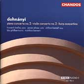 Dohn&aacute;nyi: Concertos, Concertino / Bamert, et al
