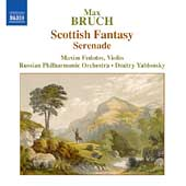 Bruch: Scottish Fantasy, Serenade / Yablonsky, et al
