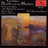 Schubert: Death and the Maiden, etc / The Lydian Quartet