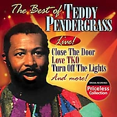 Teddy Pendergrass: The Best of Teddy Pendergrass Live! [Collectables]