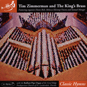 Tim Zimmerman and the King's Brass - Classic Hymns