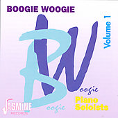 Various Artists: Boogie Woogie, Vol. 1:  Piano Soloists