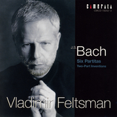 Bach: Partitas / Vladimir Feltsman