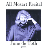All Mozart Recital